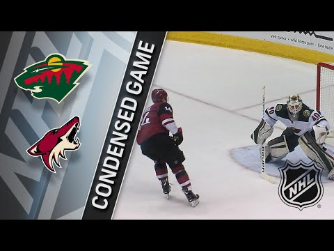 03/17/18 Condensed Game: Wild @ Coyotes