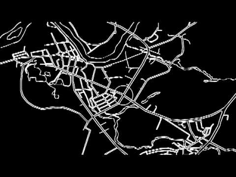 Urban Lines [Transportation Structures]-Lithuania