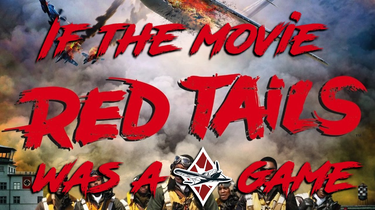 If the movie 'Red Tails' was a War Thunder game