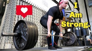 Why You SHOULDN'T Train For Strength (Always)