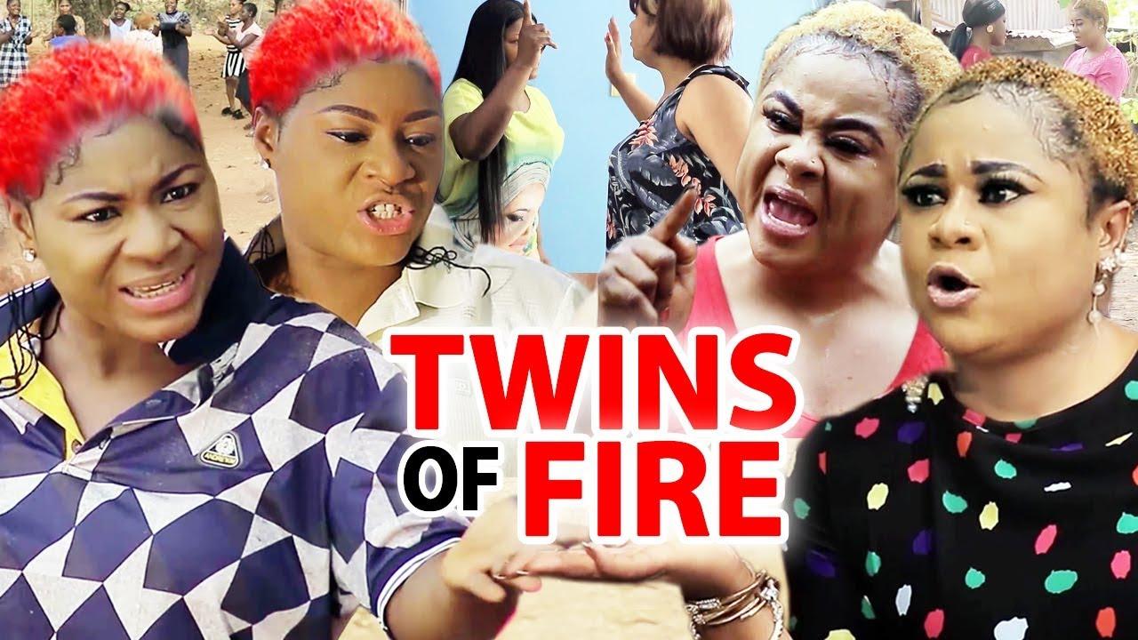 Download Twins Of Fire COMPLETE Season 7 & 8 - Destiny Etiko / Uju Okoli 2020 Latest Nigerian Movie