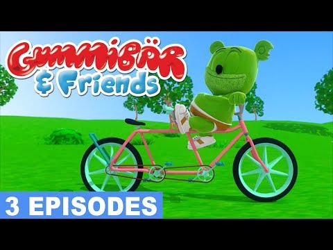 Gummy Bear Show ALL ABOUT GUMMY Gummibär And Friends Episode Compilation