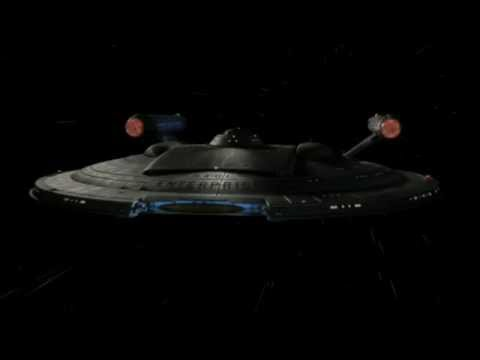 Star Trek: Enterprise NX-01 Ambient Ship Noise For 12 Hours
