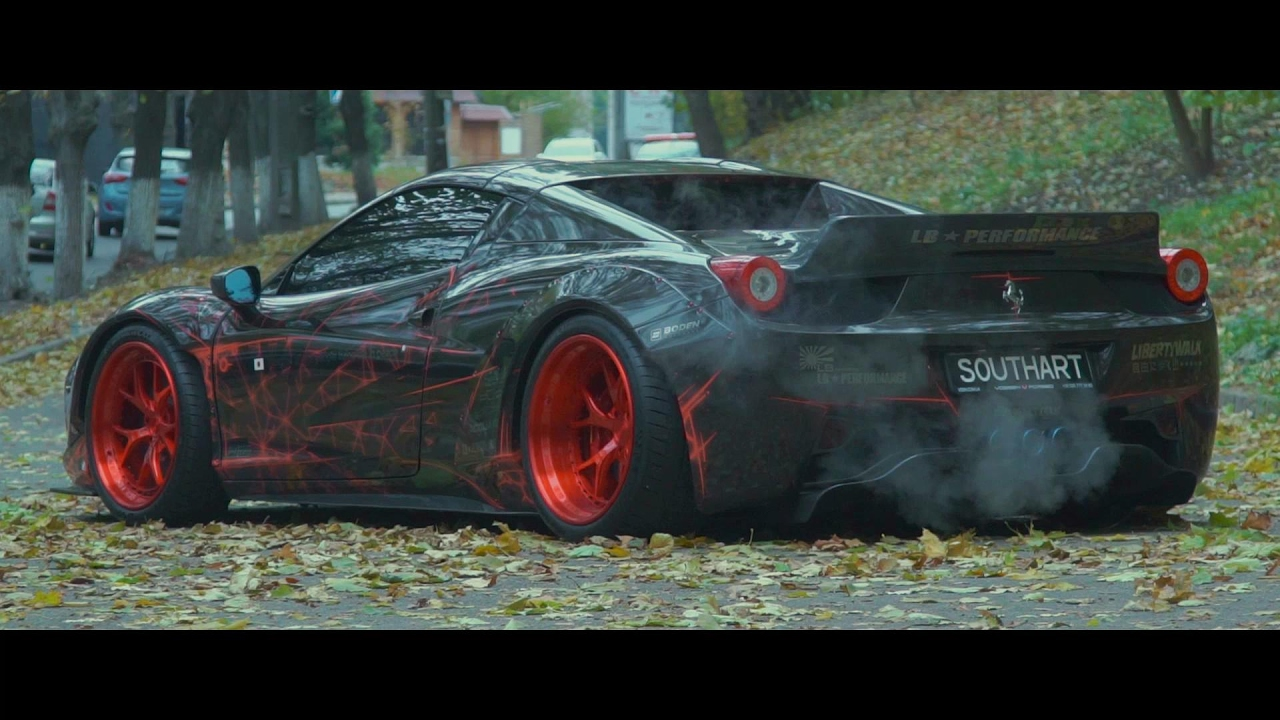 Ferrari Liberty Walk >> Ferrari 458 Liberty Walk Vehicle Requests Turboduck Net