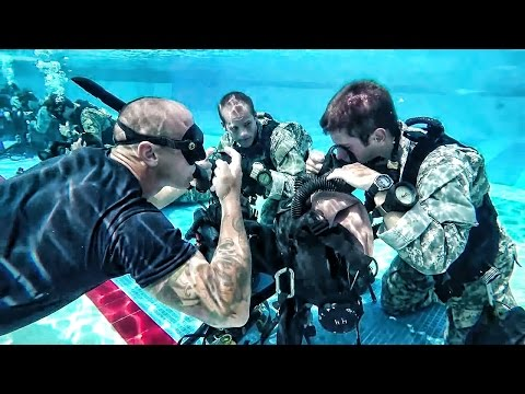 Intro To Special Forces Underwater Operations School