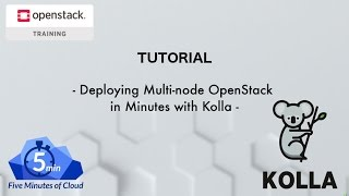 KTOS 120 Kolla Multi-node Deployment Tutorial - OpenStack Ocata