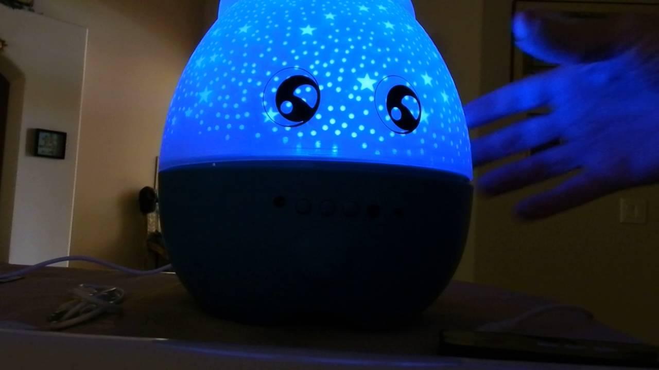 Nursery Night Light Projector ~ TheNurseries