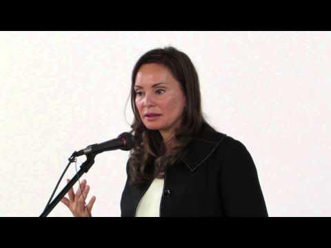 U.S. Treasurer Rosie Rios  In Seneca Falls NY Part 2