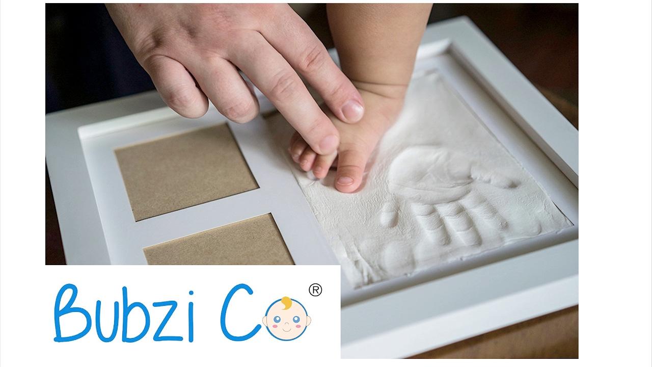Techchecker 142 Bubzi Hand And Foot Mould For Babies Keep