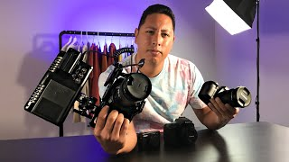 The Best Camera For Your Brand and YouTube Channel? | BMPCC4K