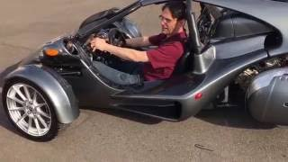 2016 Campagna T-Rex with Drivematic Hand Control System for Paraplegic Driver