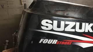 Suzuki Df30 2004