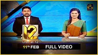 Live at 12 News – 2021.02.11 Thumbnail