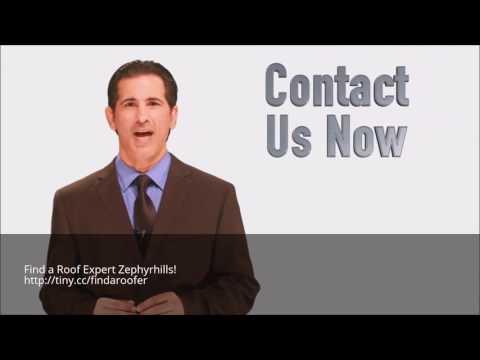 Best Roofing Contractor Company Zephyrhills Florida FL