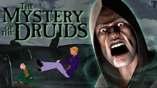 The Mystery of the Druids: A Bizarre Adventure Game