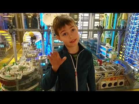 VLOG поход в детский магазин игрушки LEGO мир Московский детский мир часть 2