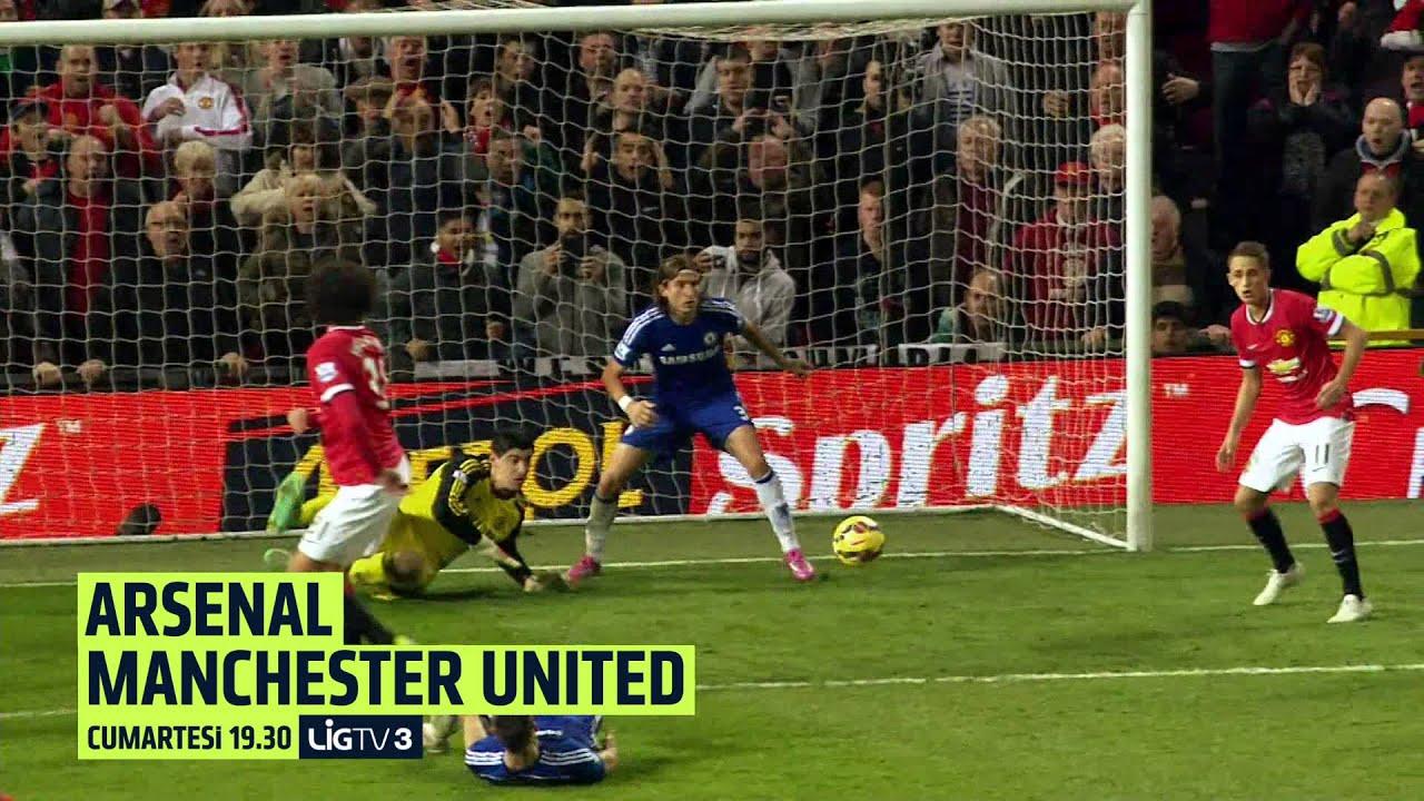 Arsenal - Manchester United - YouTube
