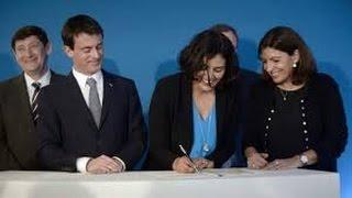 تعيين مريم الخمري ثاني وزيرة مغربية في حكومة هولاند