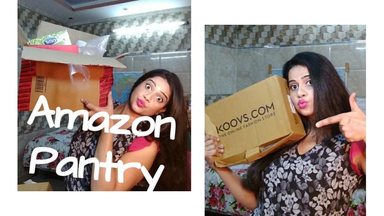 7706042728 Amazon Pantry Great Indian Sale / Koovs Sale Haul | Boohoo, New Look  ||TLSL