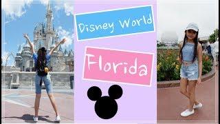 Vlog 010 | DISNEY WORLD FLORIDA! (2-Day Vlog)