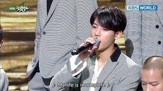 BTOB - Missing you | 비투비 - 그리워하다 [Music Bank HOT Stage / 2017.10.27]
