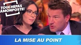 Affaire Mennel : Echange tendu entre Agathe Auproux et Benjamin Castaldi