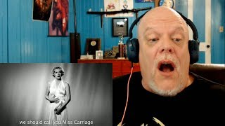 "REACTION VIDEO | ""ERB of History: Cleopatra vs Marilyn Monroe"" - Vicious Harlets!"