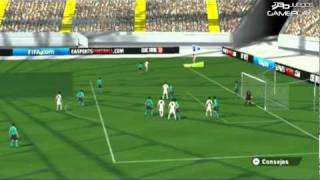 [Wii] FIFA 11 Gameplay / Barça vs. Real Madrid