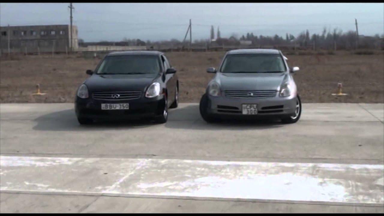 Nissan Skyline/Infiniti G35 Team - YouTube