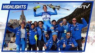 Alex Vinatzer Campione del Mondo Jr. in Slalom!