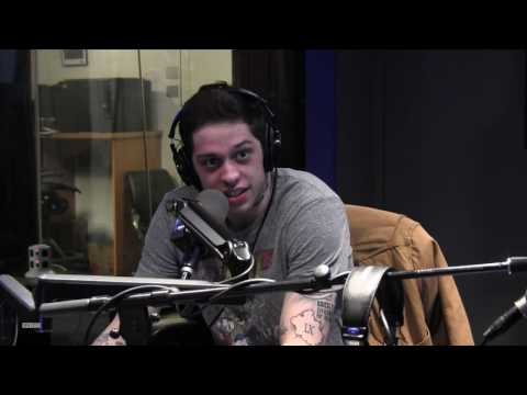 Opie Show - Pete Davidson of SNL talks about getting sober - @OpieRadio