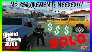 GTA Online *EASY* SOLO Car Duplication Glitch | GTA 5 Car Duplication Glitch [PS4, X1, PC]