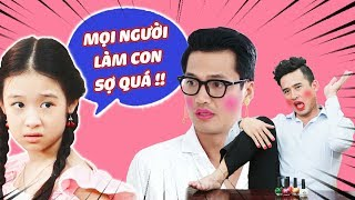 """Lam Chi ĐAU ĐẦU khi ba và cậu có dấu hiệu """"BỂ BÓNG""""   Gia đình là số 1"""
