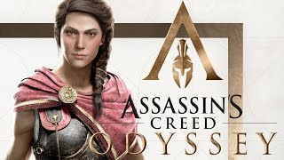 Assassin's Creed Odyssey - Gameplay com Kassandra, Guerra de 150 VS 150 -  Preview E3 2018