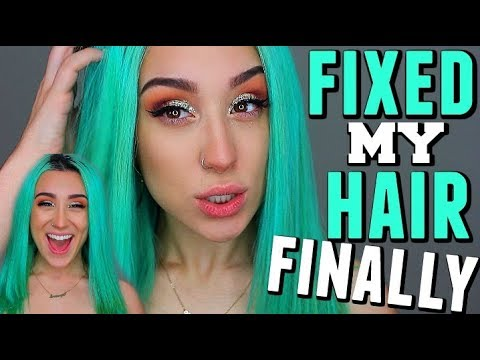 THIS SH*T FIXED MY HAIR!!!