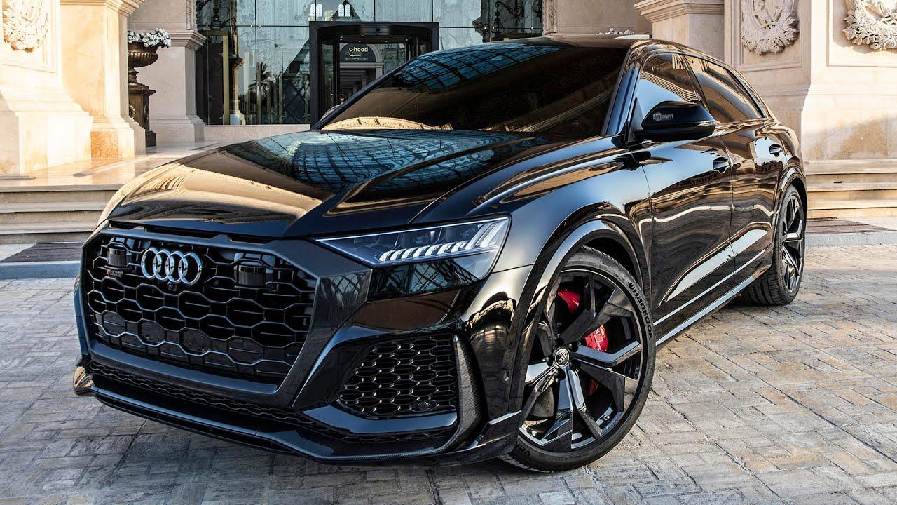 2021 Audi Q8 Research New