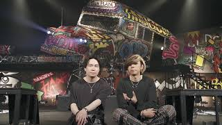 『OLDCODEX MOBiLE MEMBER'S』コメント動画