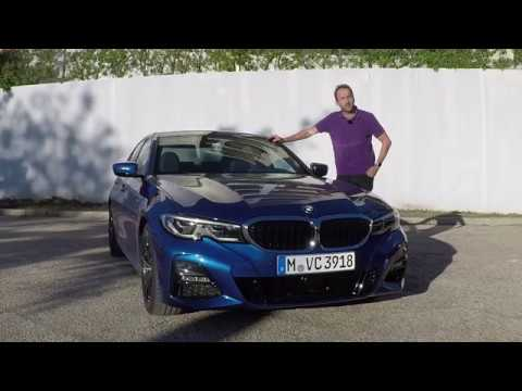 2019 Bmw 3 Series First Test Drive Video Review Youtube