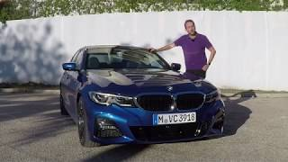 2019 BMW 3 Series - First Test Drive Video Review