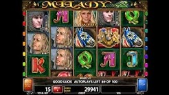 MILADY x2 +BIG WIN! +FREE GAMES! online free slot SLOTSCOCKTAIL casino technology