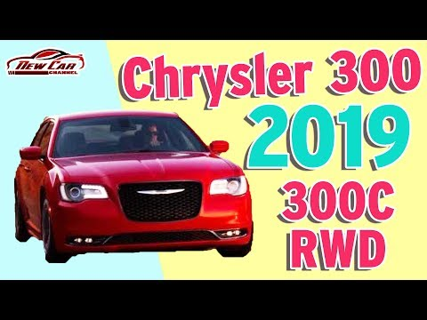 2019 Chrysler 300 | 300C RWD Review: Price, Specs & Features