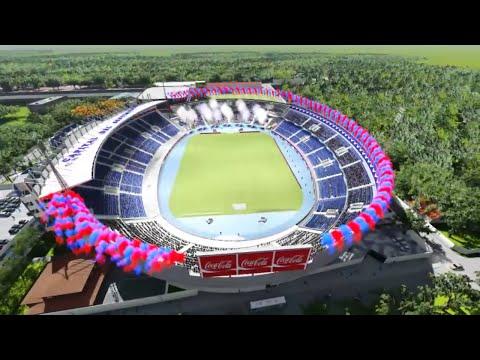 La Nueva Olla Azulgrana y la ampliación de la capacidad a 45.000 espectadores
