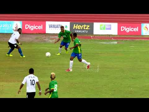 Van2017 Football 6Dec17 FIJI V SOL