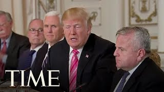 Trump Says CIA Director Mike Pompeo Met With Kim Jong Un In North Korea | TIME