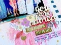 SCRAP YOUR HEART OUT HOP ~ Grab 5 ~ Scrapbooking Process Video 'You Are Adored' + + + INKIE QUILL