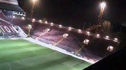 #bleibzuhause [Fritz Walter - Stadion] Ausbau der Westkurve 2005 im Zeitraffer (FCK-webcam)