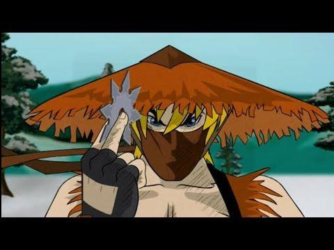 Kenny use your ninja star