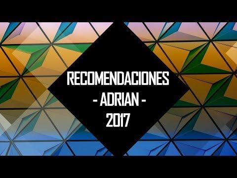 Los Juegos Preferidos de Adrián de 2017 | 3GB
