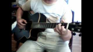 Giấc mơ thần tiên - guitar by blueriver92