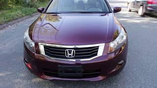 2008 Honda Accord Coupe & Sedan Videos